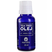 RENOVALITY Tea Tree olej 20 ml