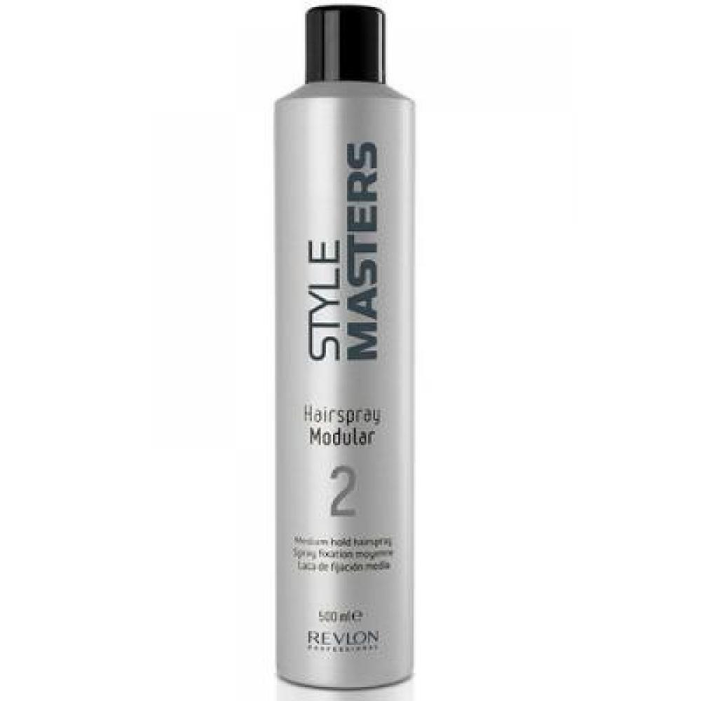 REVLON Style Masters Hairspray Modular 2 Středně silný lak na vlasy 500 ml