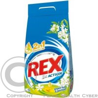 Rex 3 x Action Green Tea & Jasmine 20 pracích dávek