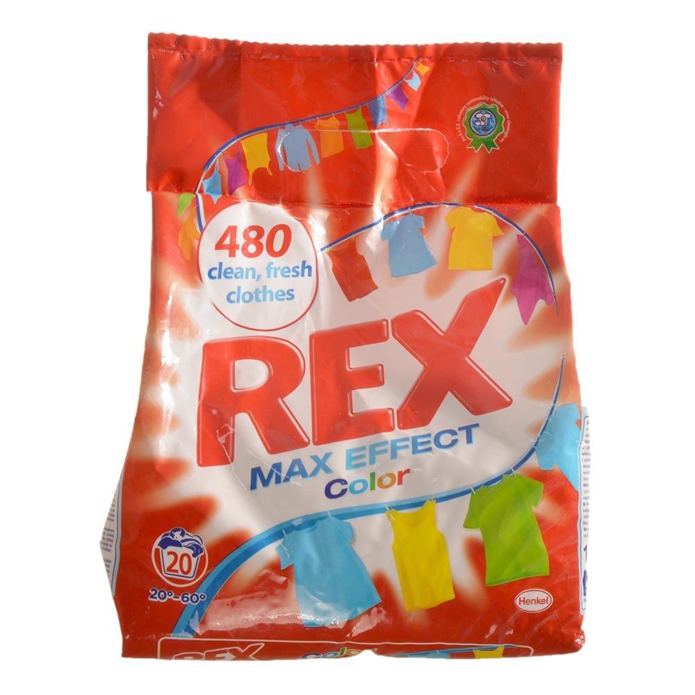 REX Color prací prostředek na barevné oblečení 1,4 kg