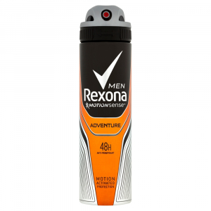REXONA Men Adventure deodorant 150 ml