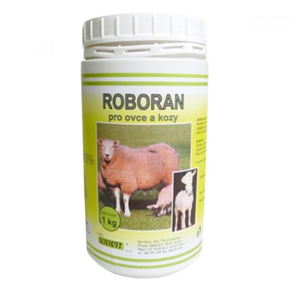 UNIVIT Roboran pro ovce a kozy 1kg