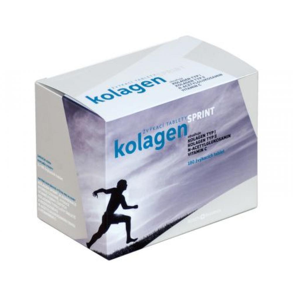 ROSEN PHARMA Kolagen SPRINT 180 žvýkacích tablet