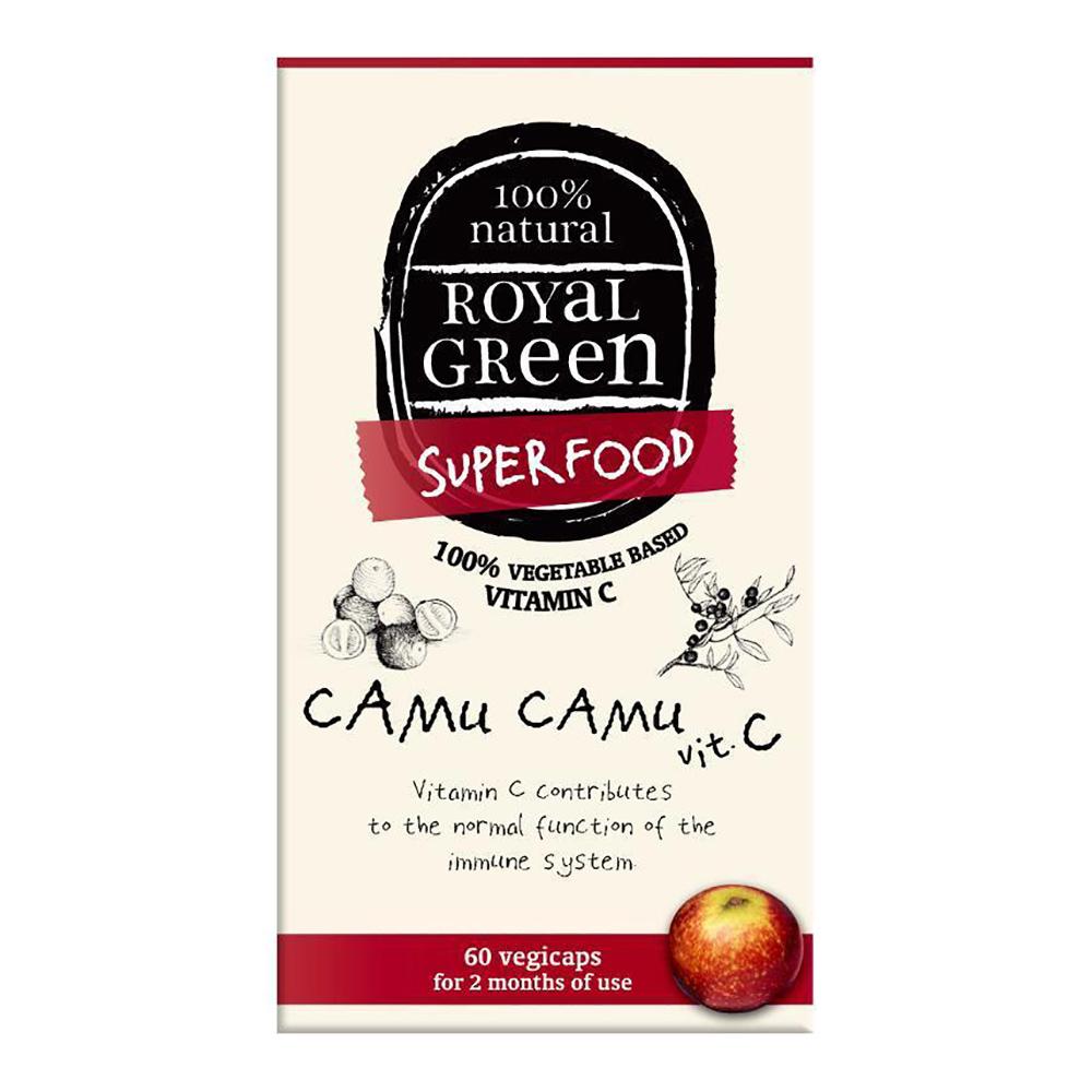 ROYAL GREEN Bio Camu Camu 60 kapslí