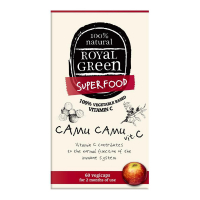 ROYAL GREEN Bio Camu Camu 60 kapslí