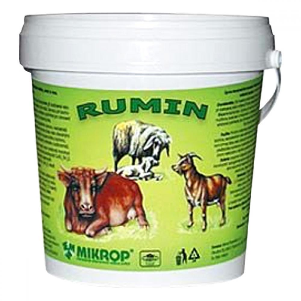 Rumin k nápravě bachorových dysfunkcí přežvýkavců