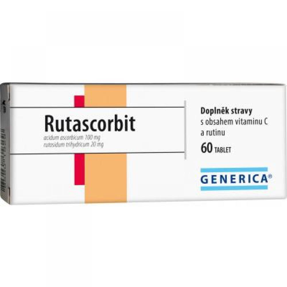 GENERICA Rutascorbit 60 tablet