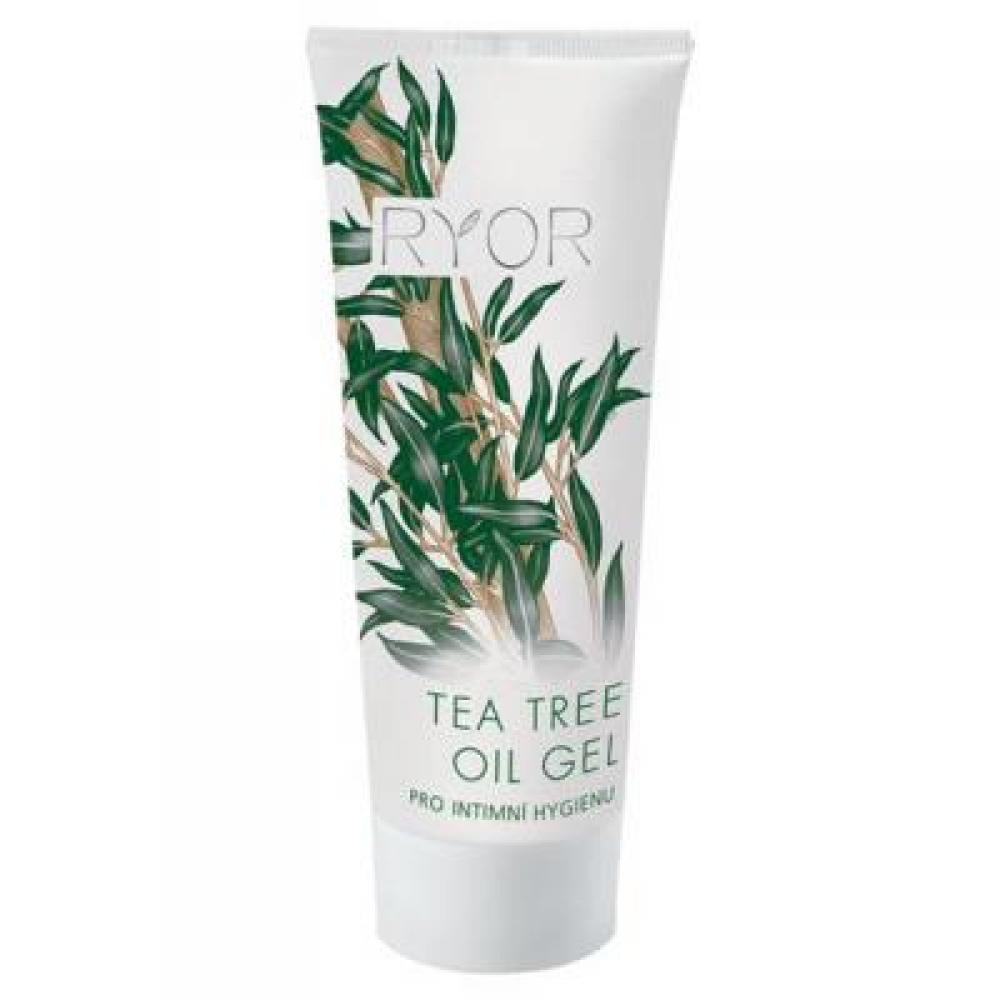 RYOR gel pro intimní hygienu s Tea tree olejem 200g