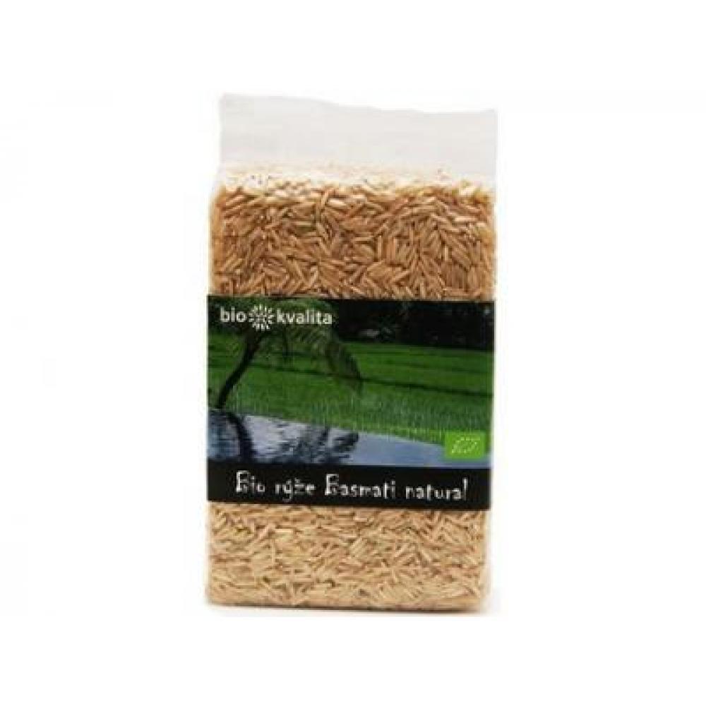 Rýže Basmati natural 500g-BIO