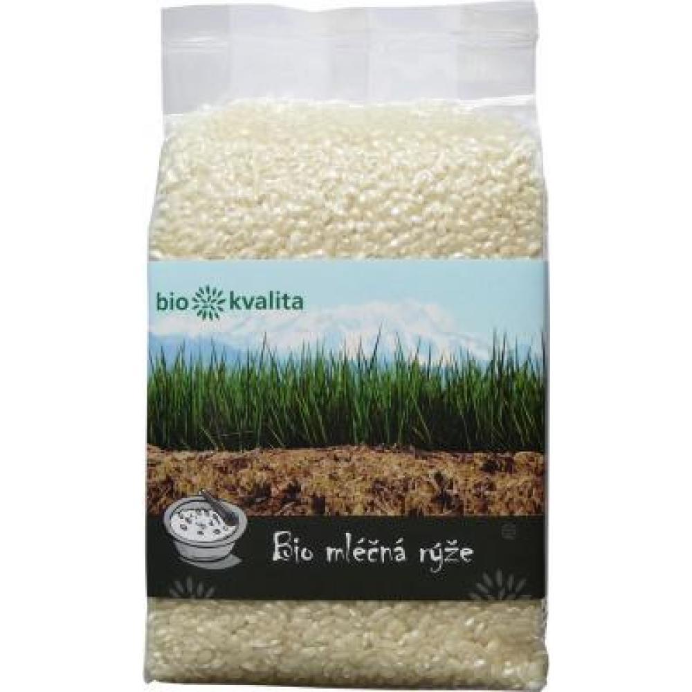 Rýže mléčná bílá 500g-BIO