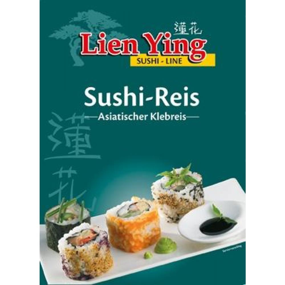 Rýže na přípravu sushi 250g