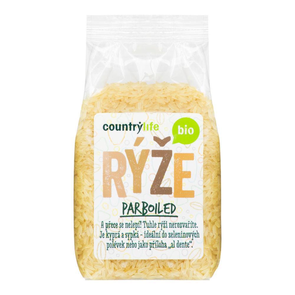 COUNTRY LIFE Rýže parboiled 500 g