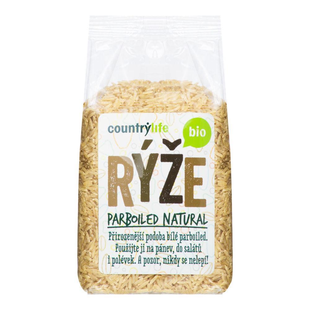 COUNTRY LIFE Rýže parboiled natural 500 g