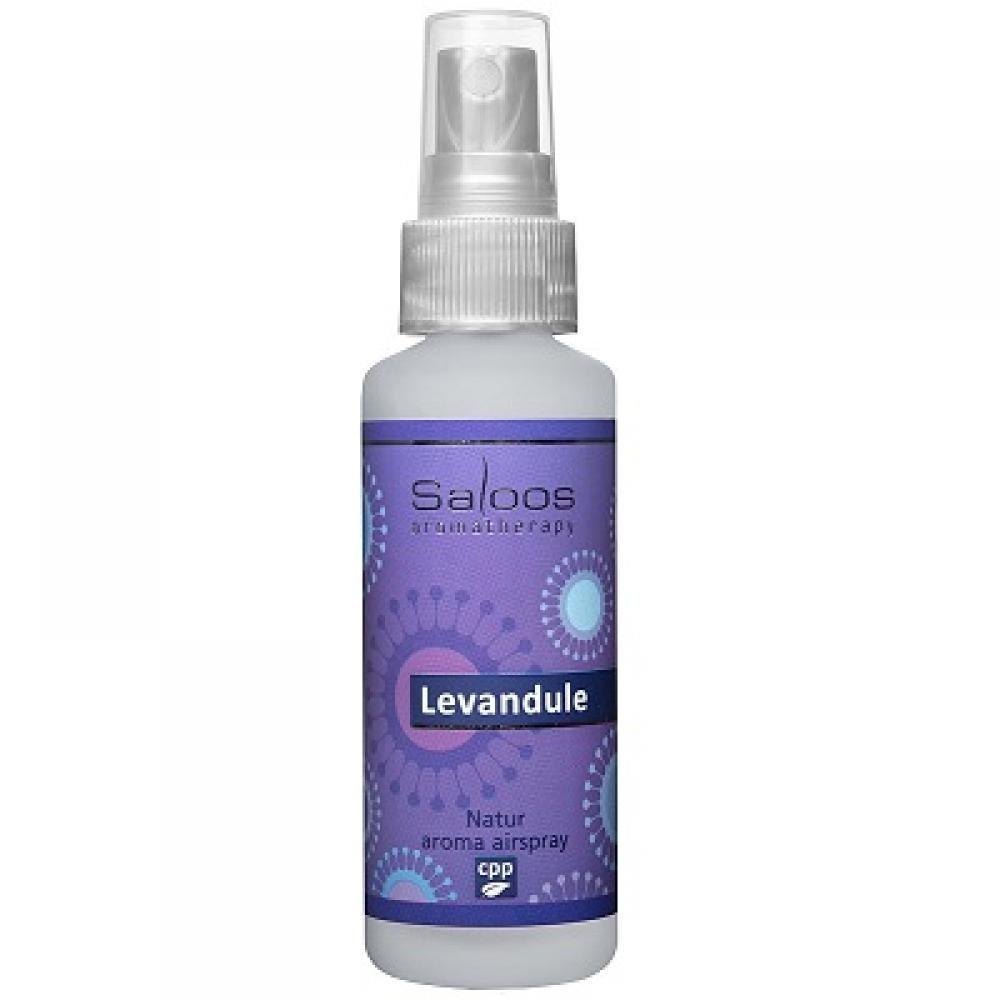 SALOOS Natur aroma airspray Levandule 50 ml