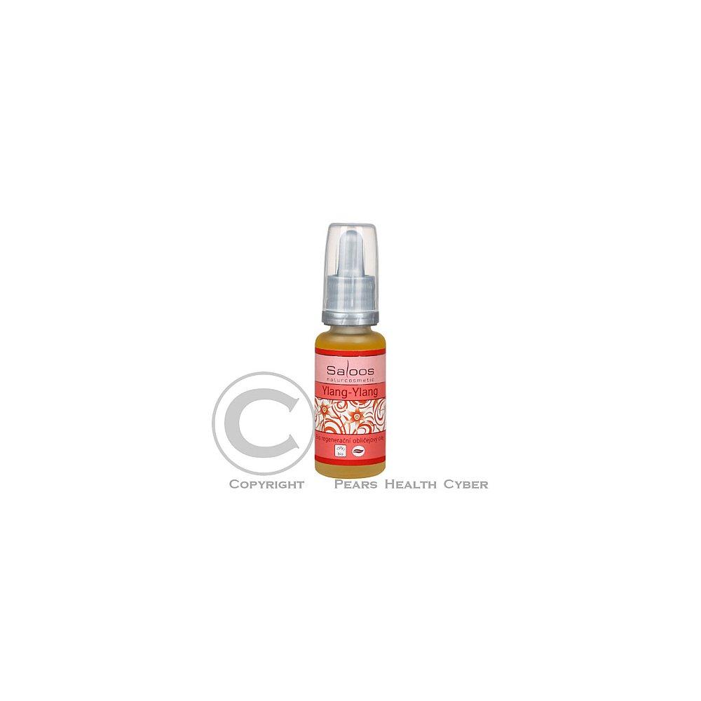 SALOOS Regenerační obličejový olej Ylang-ylang20ml