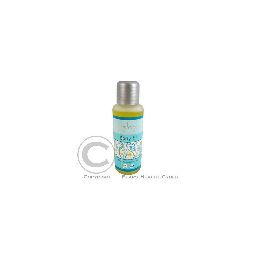 SALOOS Tělový a masážní olej Body fit 50ml