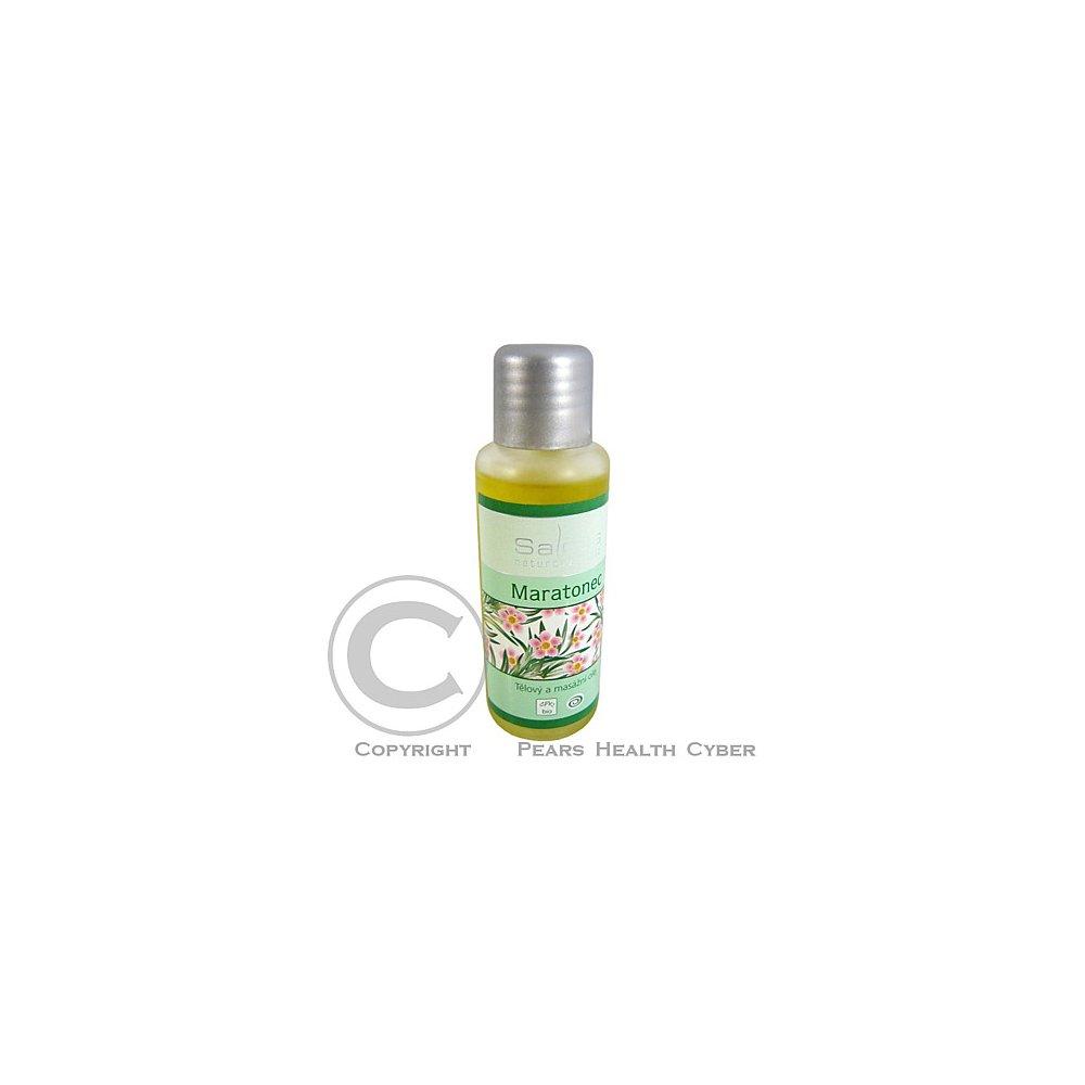 SALOOS Tělový a masážní olej Maratonec 50ml