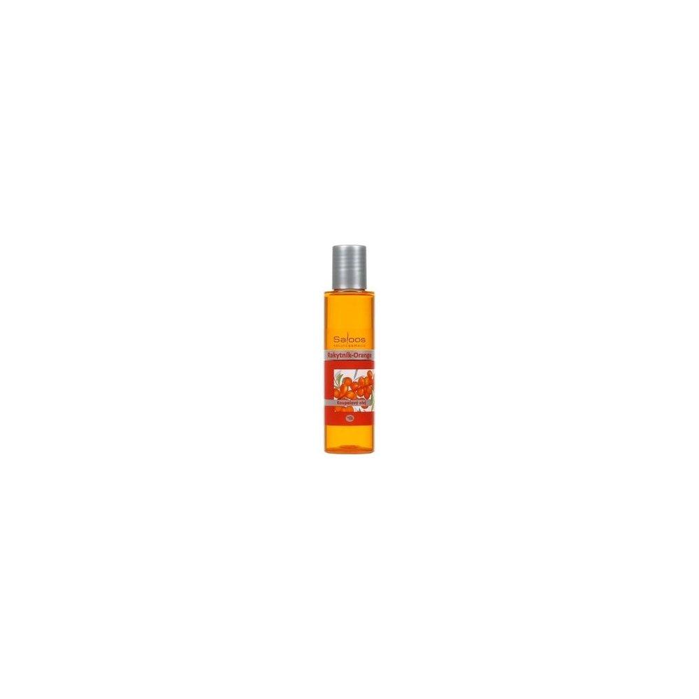SALOOS Koupelový Olej Rakytník-Orange 125ml