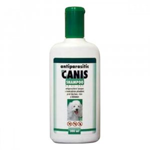 Šampon Antiparasitic Cannis 200 ml a.u.v.