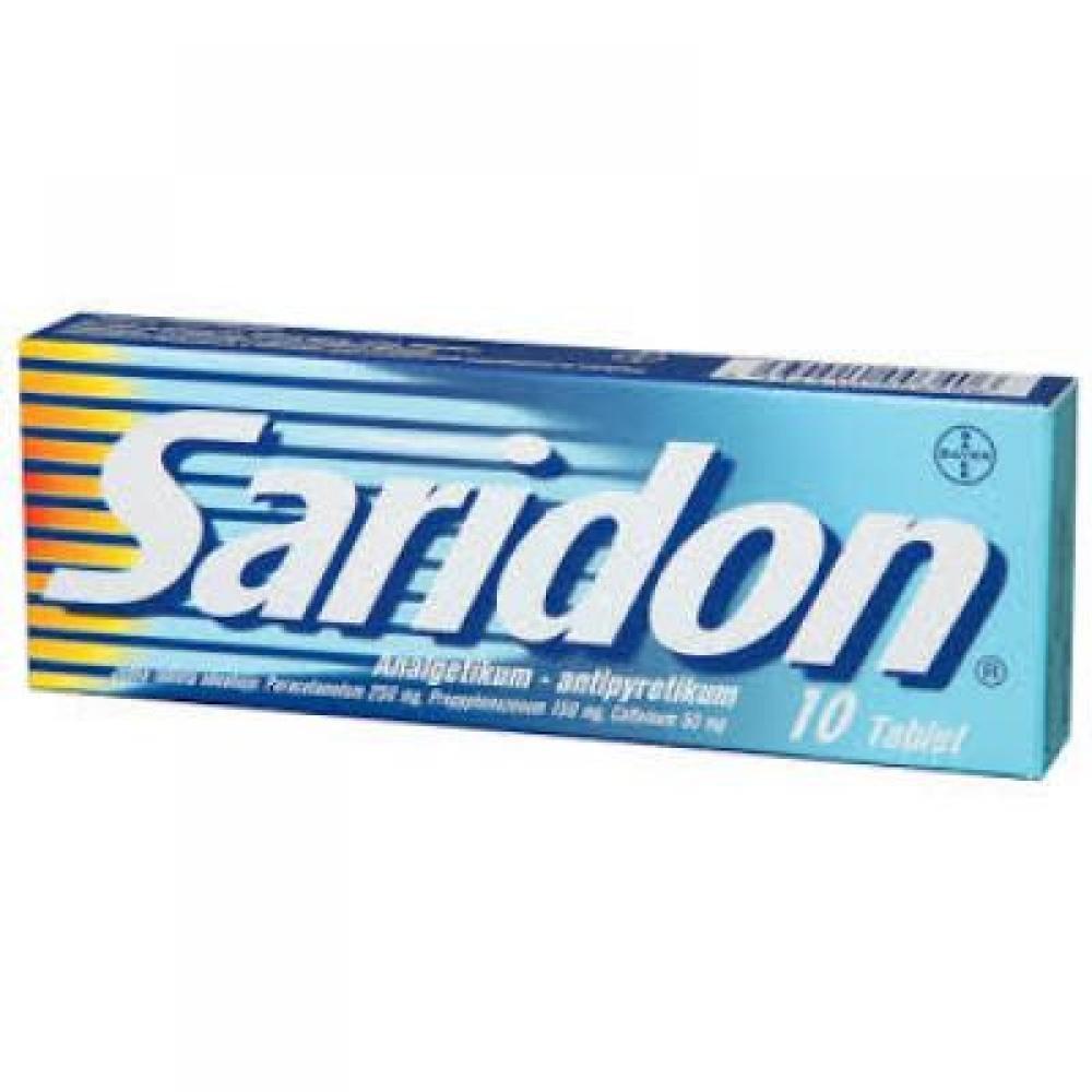 SARIDON 10 Tablety