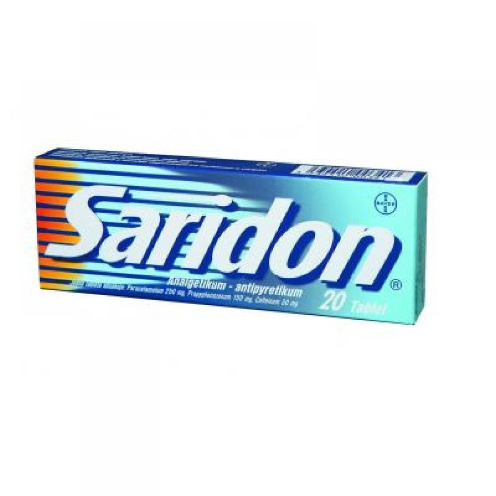 SARIDON 20 Tablety