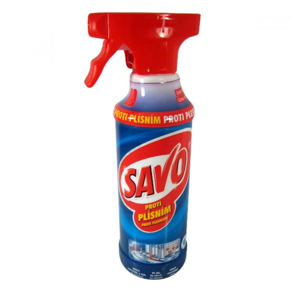 SAVO proti plísním 500 ml rozprašovač