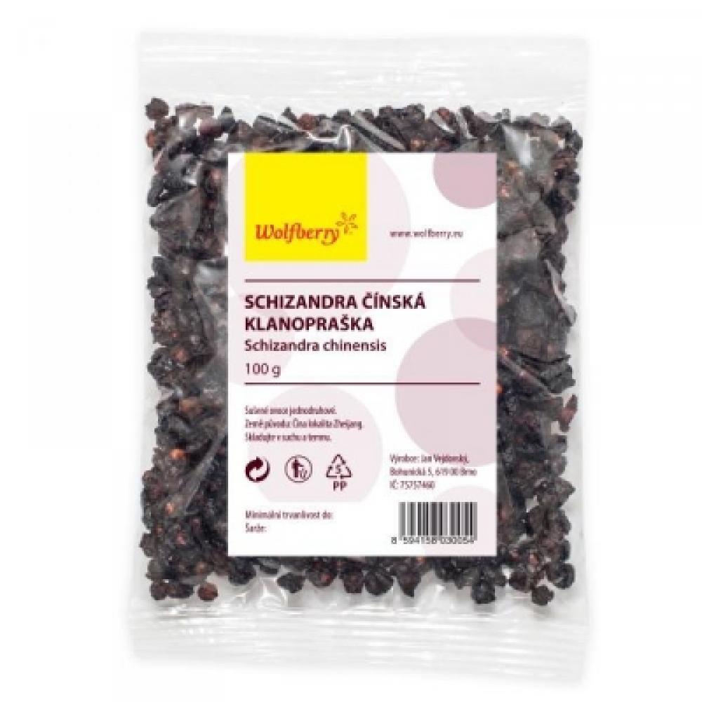 Wolfberry Schizandra plod Klanopraška 50 g