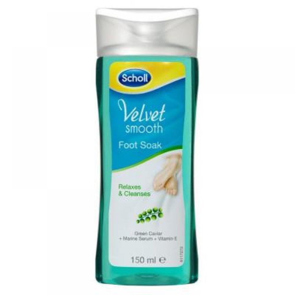 SCHOLL Velvet koupel pro nohy 150 ml