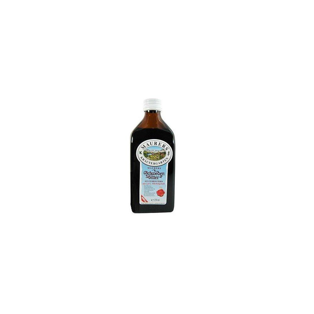MAUERS Švédské kapky 2,5 % 250 ml