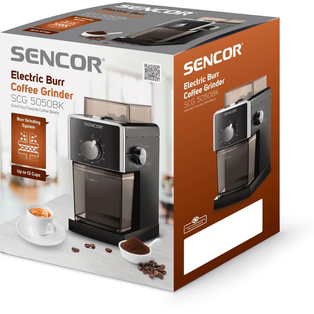SENCOR kávomlýnek SCG 5050BK