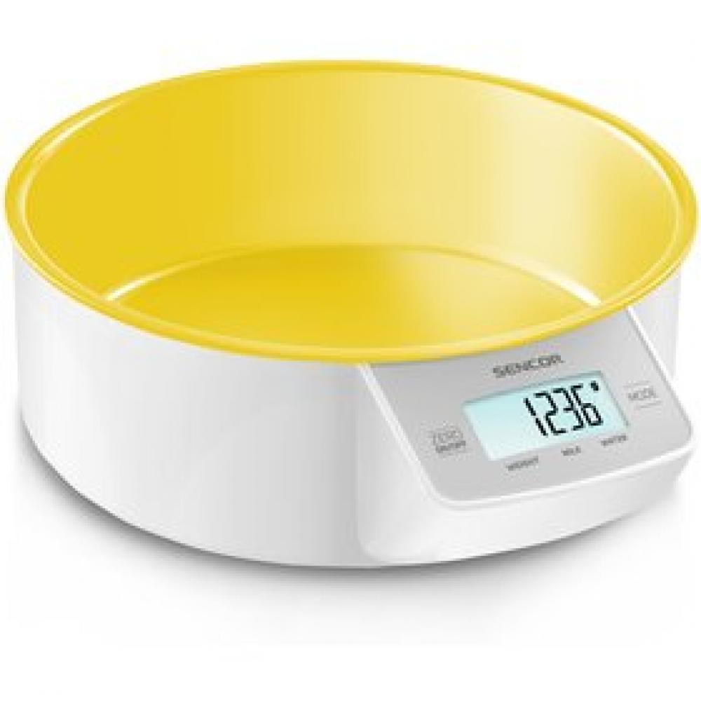 SENCOR SKS 4004YL kuchyňská váha