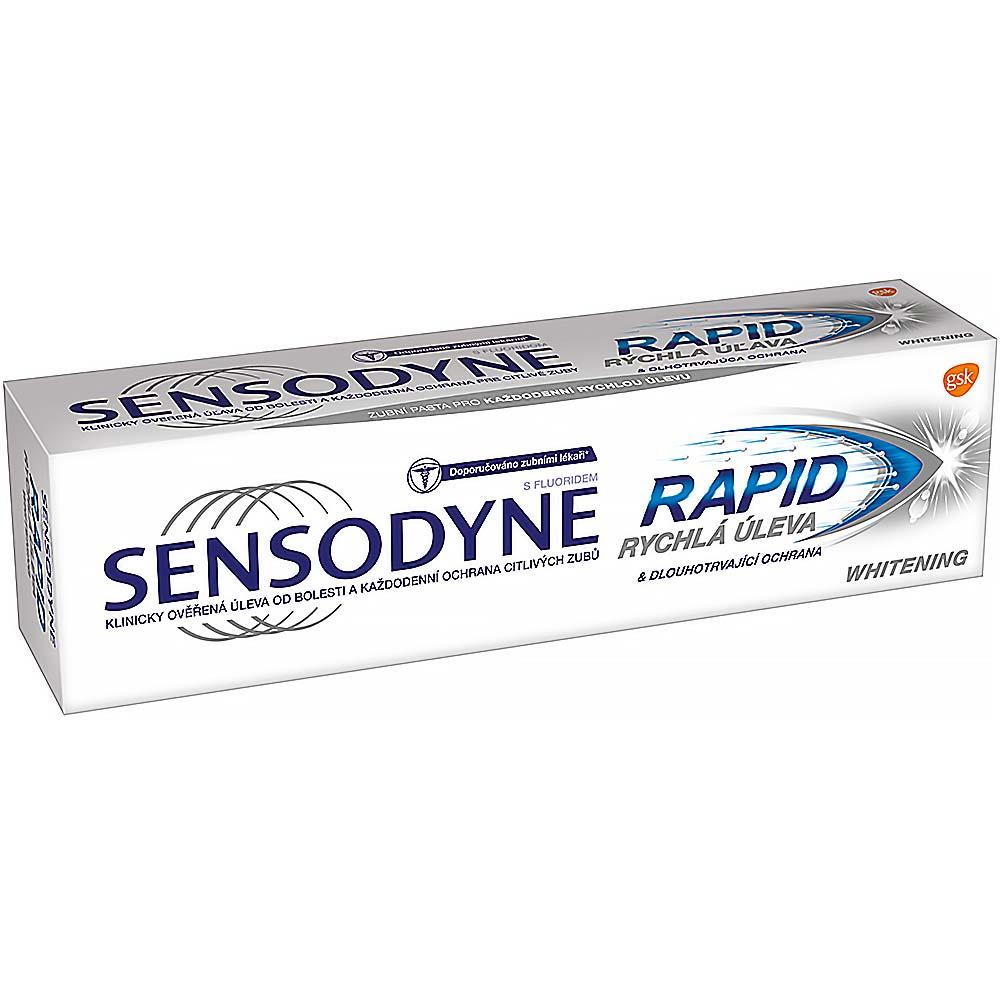 SENSODYNE Rapid Whitening zubní pasta 75 ml