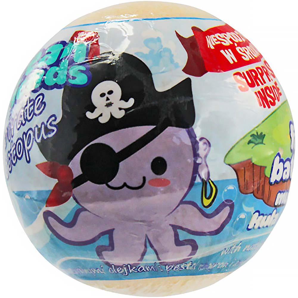 ŠEP LINE šumivá bomba do koupele s figurkou Ocean Friends