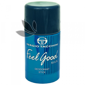 Sergio Tacchini Feel Good Man - tuhý deodorant 75 ml