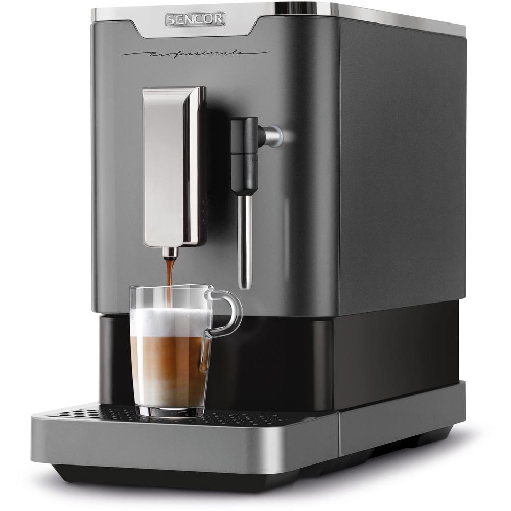 SENCOR SES 8010CH Automatické Espresso