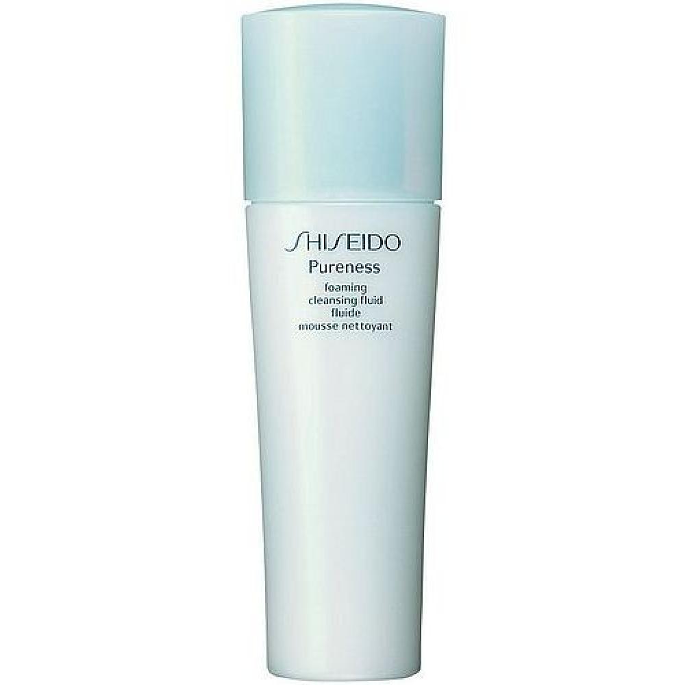 Shiseido PURENESS Foaming Cleansing Fluid 150ml Problematická a mastná pleť