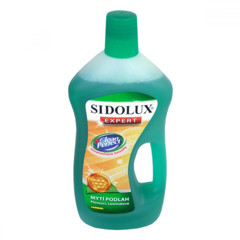 SIDOLUX EXPERT na mytí plovoucích podlah 750 ml