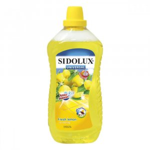 SIDOLUX soda power 1l lemon fresh