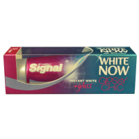 SIGNAL White Now Glossy Chic zubní pasta 50 ml