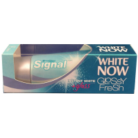 SIGNAL White Now Glossy Fresh  zubní pasta 50 ml