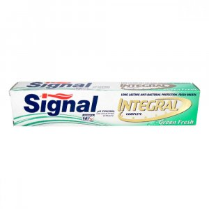 SIGNAL zubní pasta Integral Green 75ml