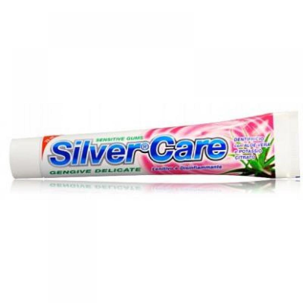 SilverCare Zubní pasta pro citlivé dásně 75 ml