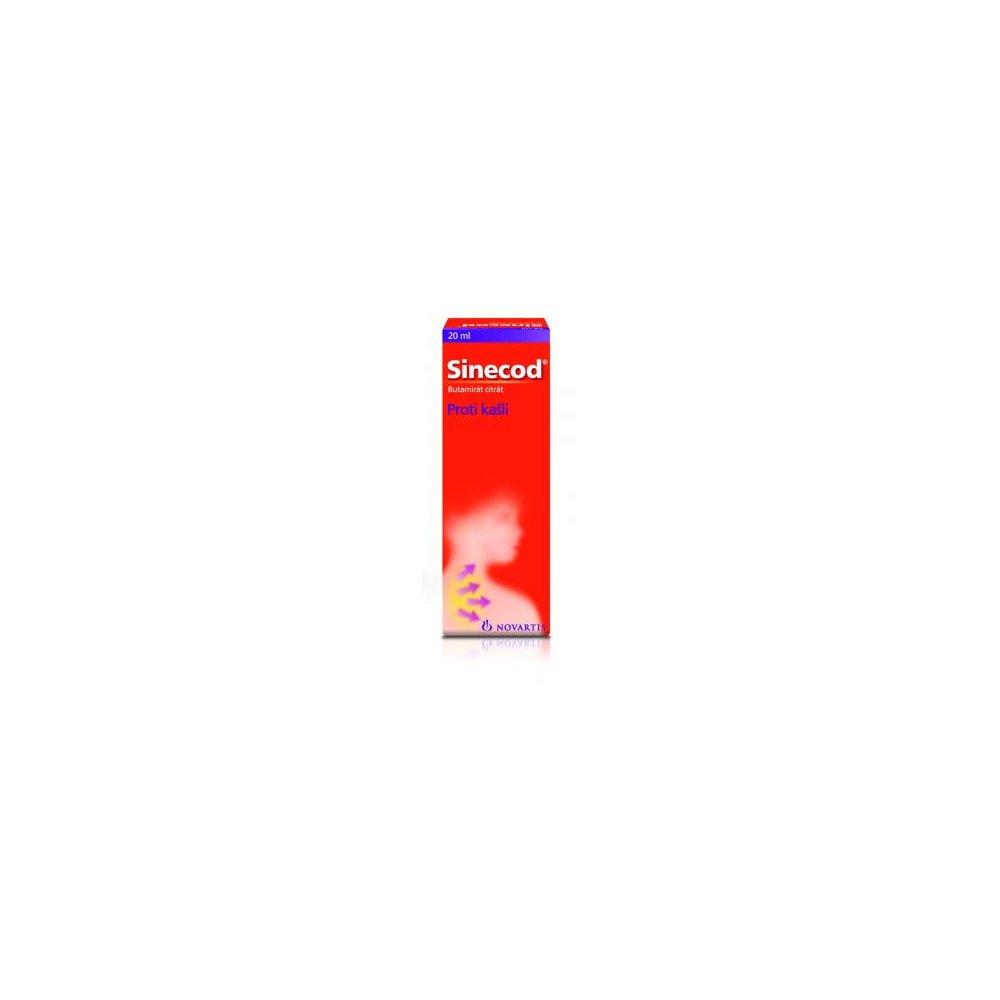 SINECOD 1X20 ml kapky