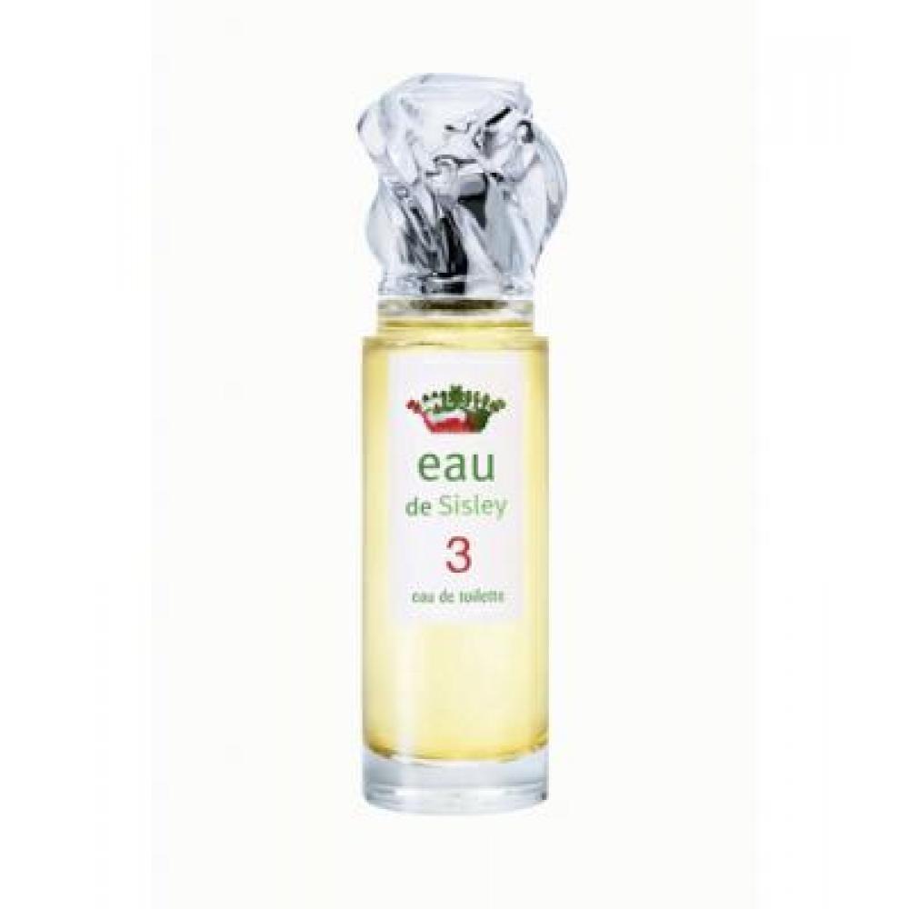 Sisley Eau de Sisley 3 Toaletní voda 50ml