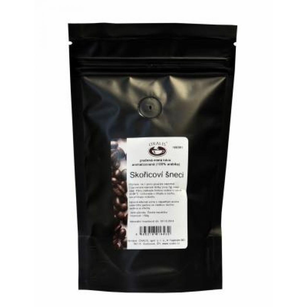 OXALIS Káva mletá Skořicoví šneci 150 g