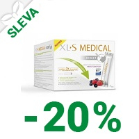 Sleva 20 % na XL-S MEDICAL Direct 90 sáčků