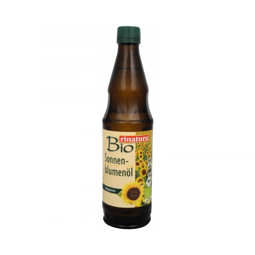 Slunečnicový olej za studená lisovaný BIO 500ml