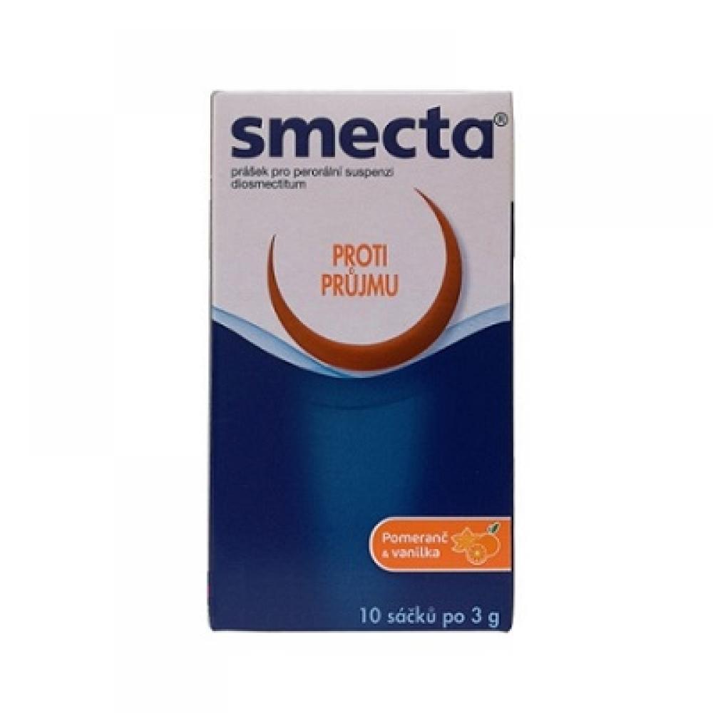 SMECTA 1X10 Prášek pro suspenzi