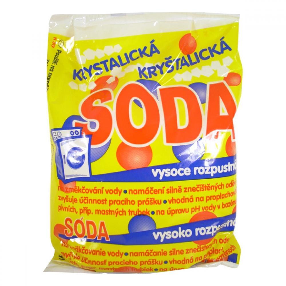 Luxon Soda krystalická přípravek na změkčení vody k namáčení 1 kg