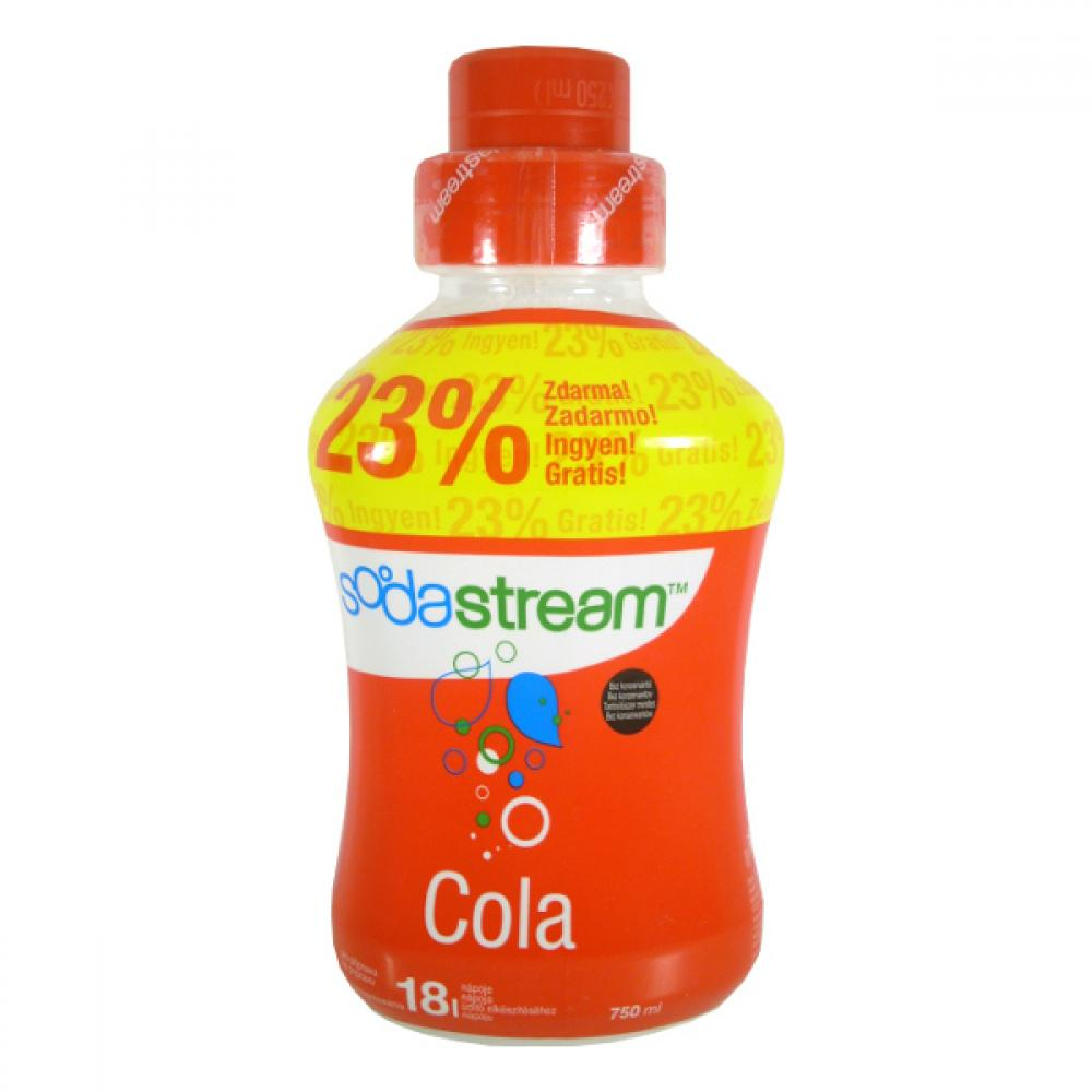 SODASTREAM Sirup Cola 750 ml